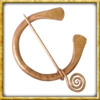 Ringfibel aus Bronze - Fibula