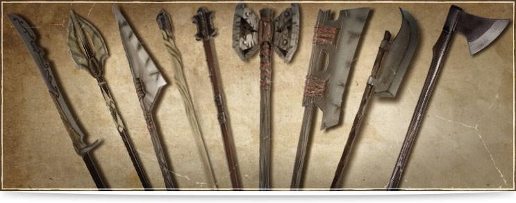 LARP Stangenwaffen | Drachenhort
