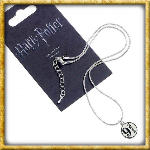 Harry Potter - Halskette & Anhänger Platform 9 3/4
