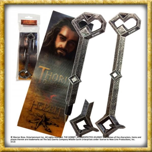 Der Hobbit - Kugelschreiber & Lesezeichen Thorin