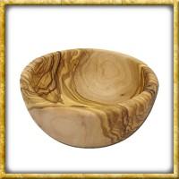 Schale aus Olivenholz - 16cm
