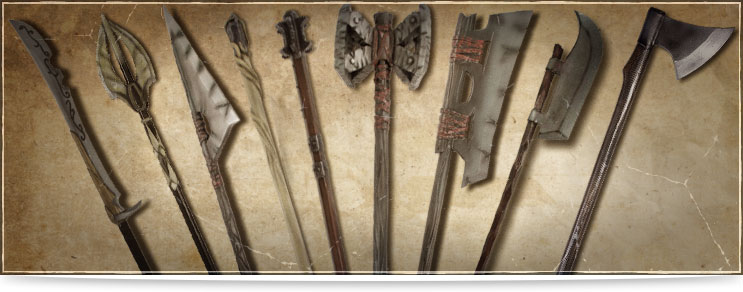 Drachenhort | LARP Stangenwaffen