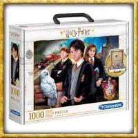Harry Potter - Puzzle Koffer Gryffindor