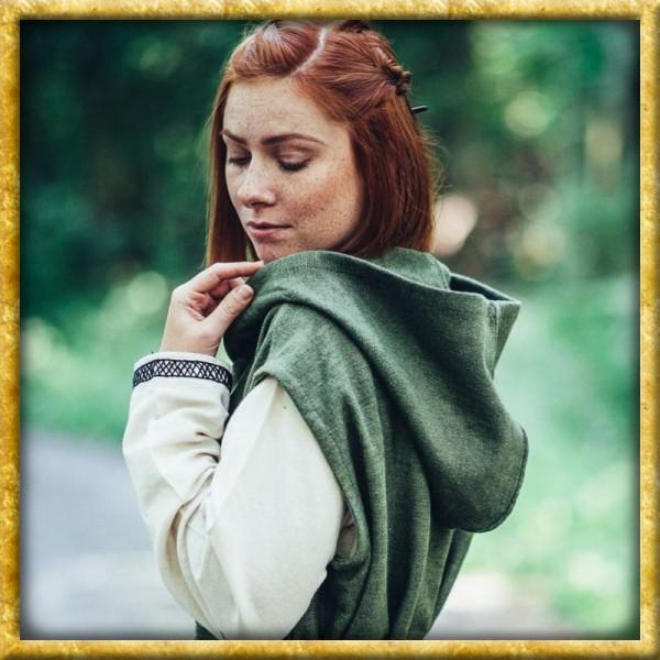 Wickelkleid Gerlin - Grün