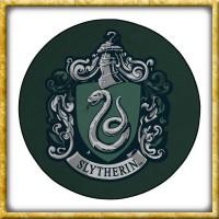 Harry Potter - Teppich Slytherin