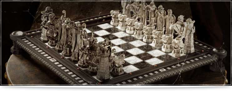 Harry Potter Zauberschach, Puzzle & mehr   Drachenhort