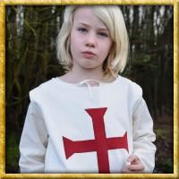 Wappenrock Templer für Kinder