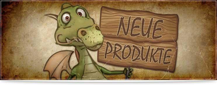 Neue Mittelalter & Fantasy Produkte | Drachenhort