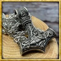 Wikinger Halskette Thors Hammer Mjölnir