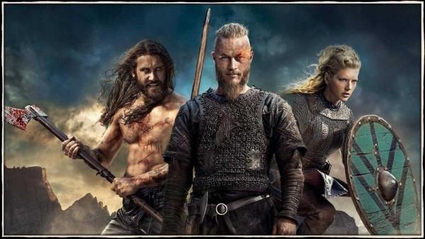 Teaser-Vikings-Serie
