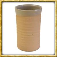 Hochmittelalterlicher Trinkbecher aus Ton - 0,5 Liter