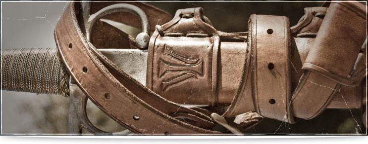 Drachenhort | LARP Schwerthalter & Scheiden