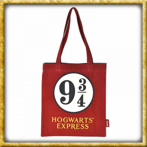 Harry Potter - Tragetasche Gleis 9 3/4