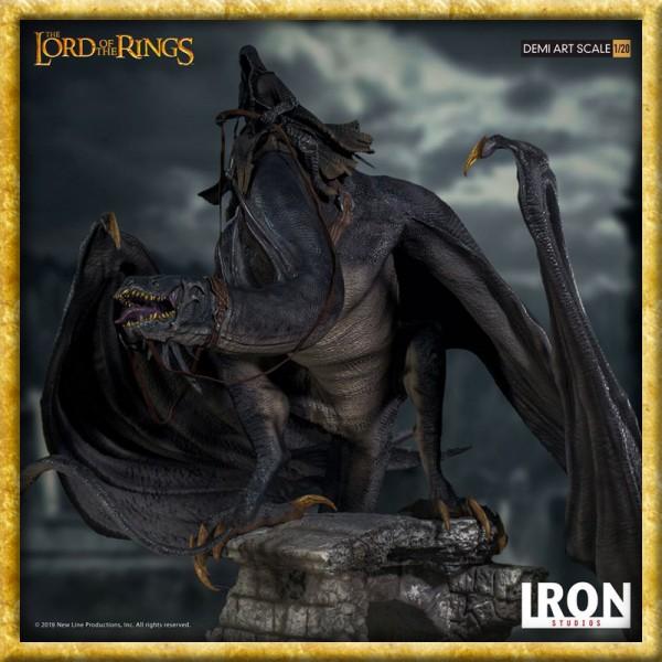 Herr der Ringe - Art Scale Statue Fell Beast