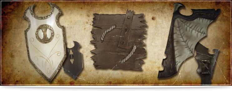 Drachenhort | LARP Fantasy Schilde