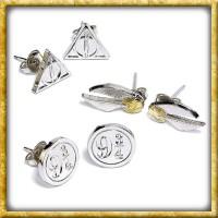 Harry Potter - Ohrringe 3er-Pack