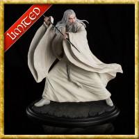 Der Hobbit - Statue Saruman der Weisse Dol Guldur