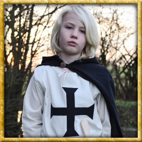 Wappenrock Deutschordensritter für Kinder