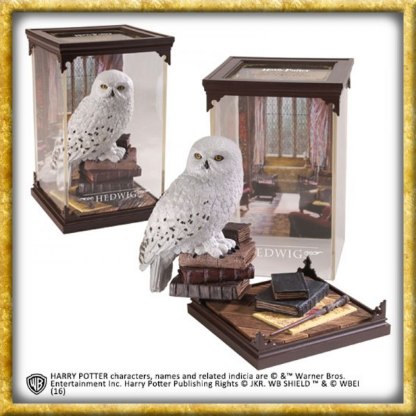 Harry Potter Magical Creatures - Statue Hedwig