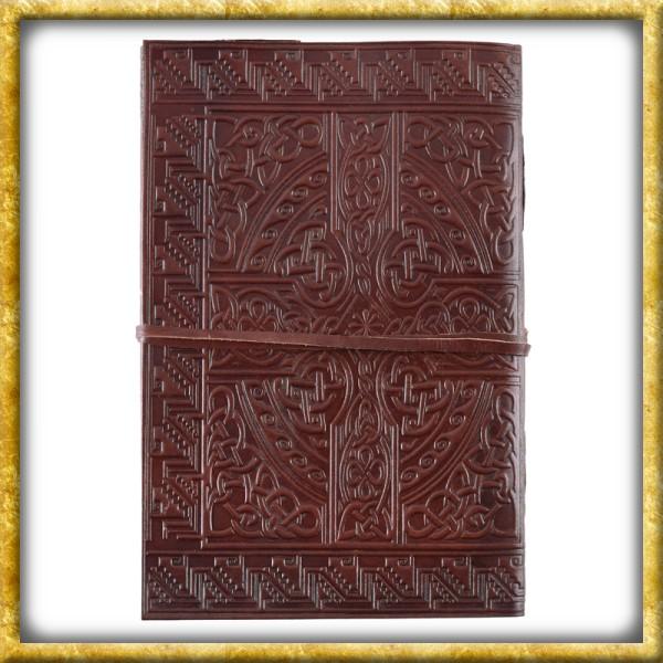Lederbuch - Mittelalter
