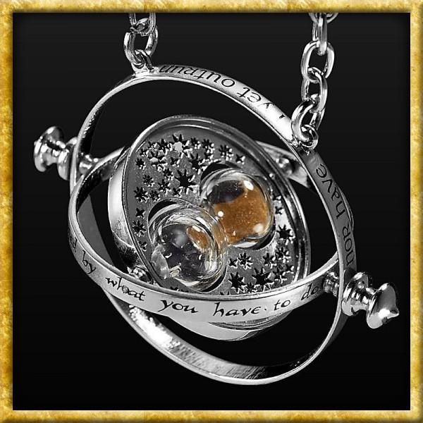 Harry Potter - Der Zeitumkehrer aus Silber