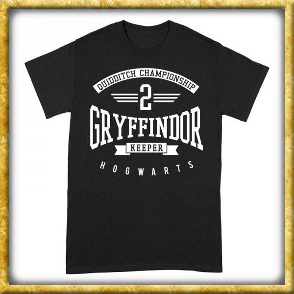 Harry Potter - T-Shirt Gryffindor Keeper