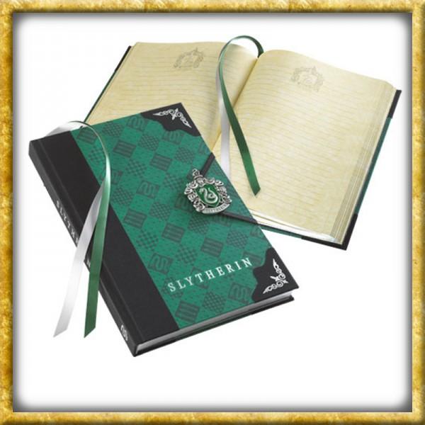 Harry Potter - Tagebuch Slytherin