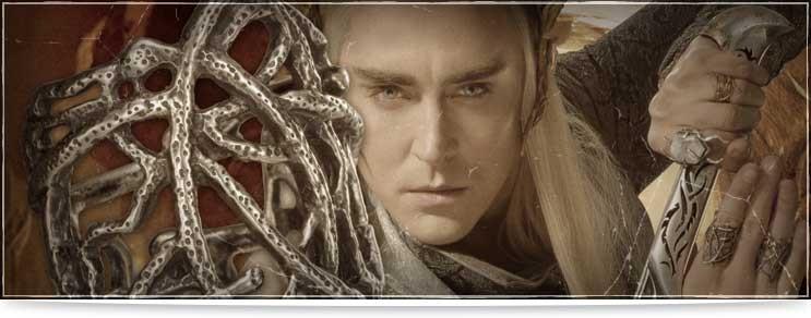 Hobbit Ringe & mehr   Drachenhort
