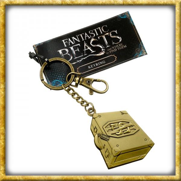 Phantastische Tierwesen - Suitcase Schlüsselanhänger