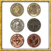 LARP Münzen Elfen