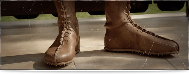 Römische Schuhe & Stiefel | Drachenhort