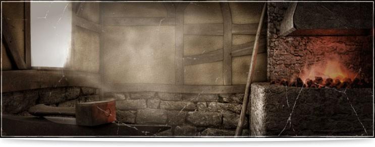 Mittelalter Schmiedestücke | Drachenhort