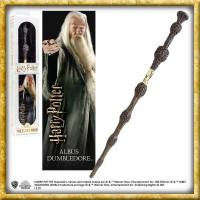 Harry Potter - Zauberstab mit Lesezeichen Albus Dumbledore