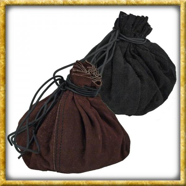 Kleiner Lederbeutel - Braun oder Schwarz