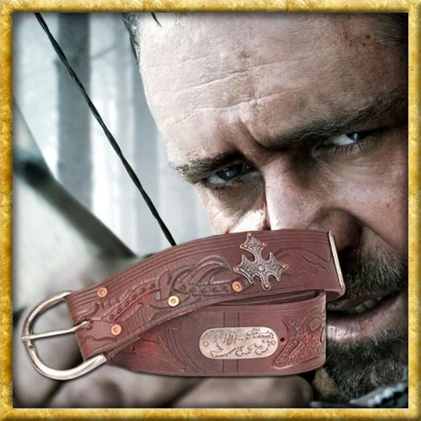 Robin Hood - Breiter Ledergürtel