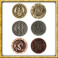 LARP Münzen Feuer