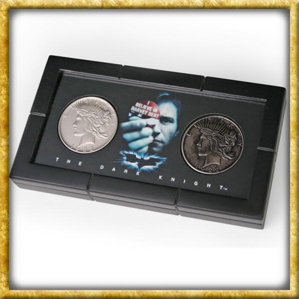 Münzen - Harvey Dent & Two Face