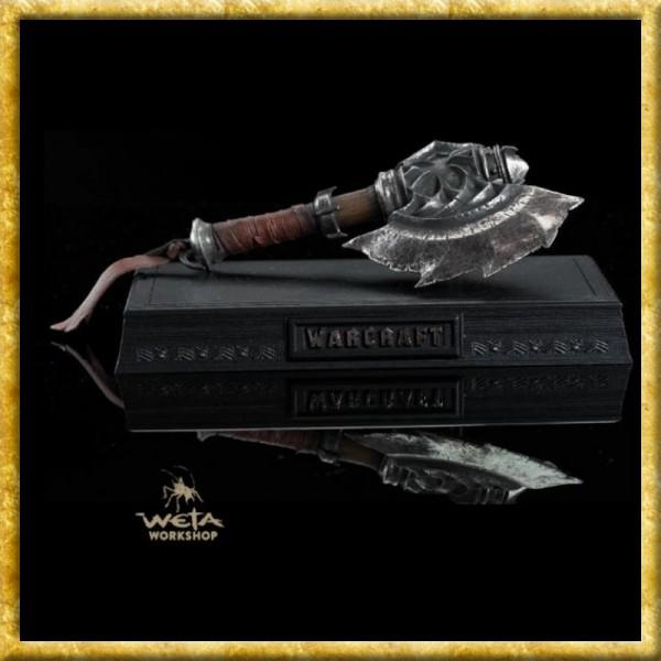 Warcraft - Durotans Axt 1:6