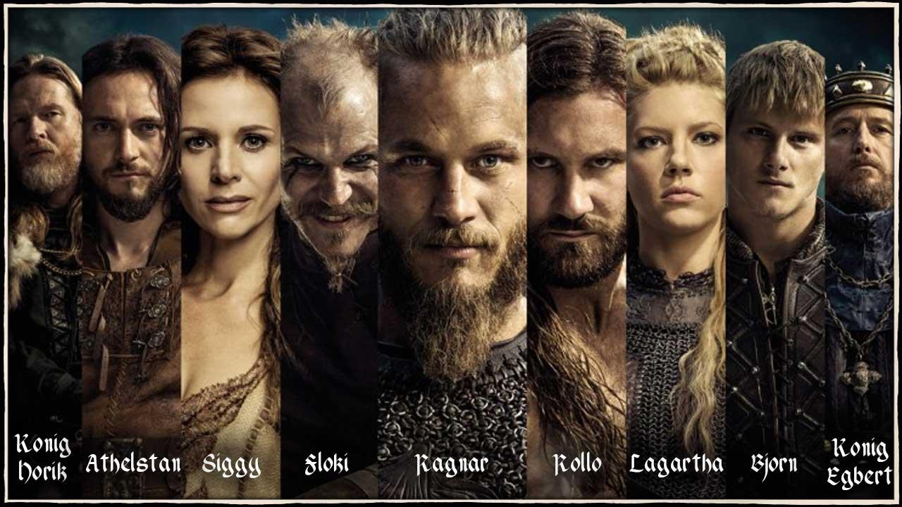 Vikings Charaktere