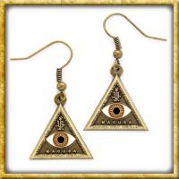 Phantastische Tierwesen Ohrringe Triangle Eye