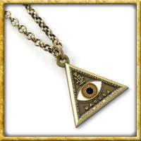 Phantastische Tierwesen Halskette & Anhänger Triangle Eye