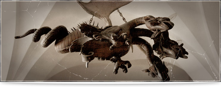 Drachenhort | Gothic Kerzen & Lampen