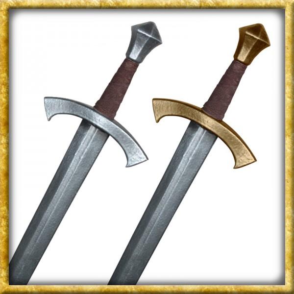 LARP Langschwert William - Silber oder Gold