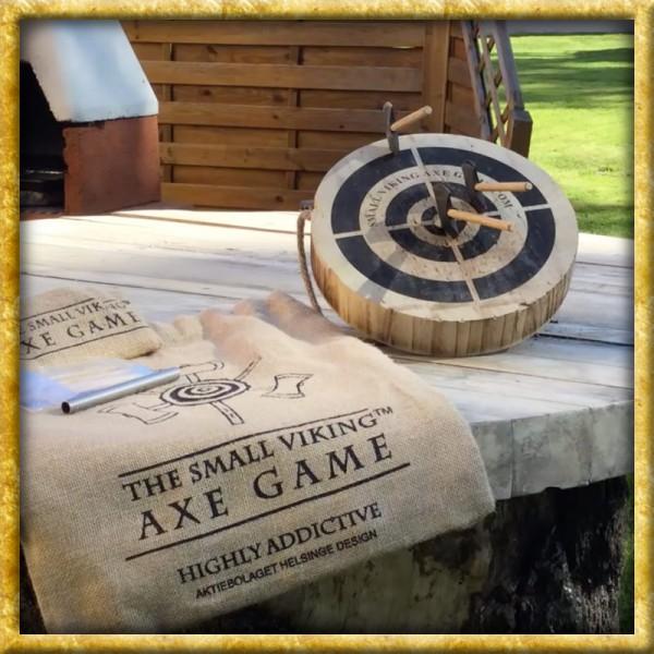 Small Viking Axe Game Axtwurfspiel - Starterset