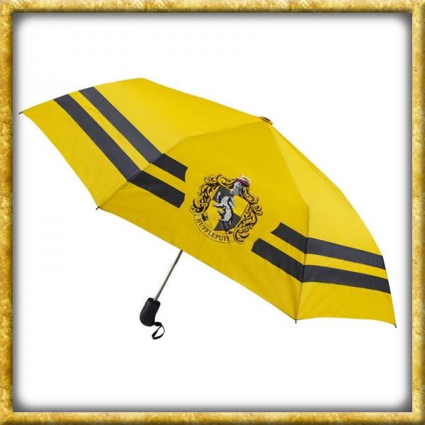 Harry Potter - Regenschirm Hufflepuff