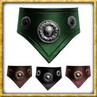 Lederhalsband Comtesse - Diverse Farben