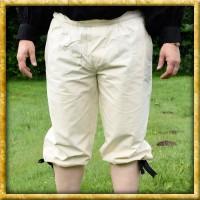 Kniebundhose zum Schnüren - Natur