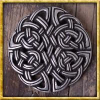 Gürtelschnalle Keltischer Knoten - Silber oder Bronze