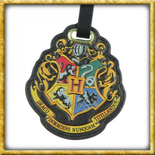 Harry Potter - Kofferanhänger Hogwarts