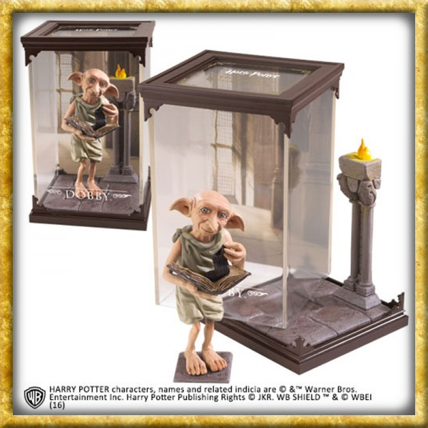 Harry Potter Magical Creatures - Statue Dobby